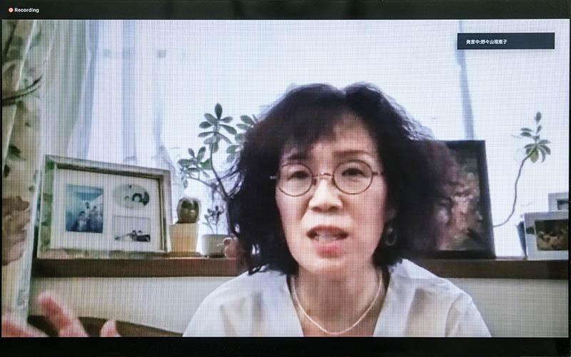 生活協同組合パルシステム東京顧問の野々山理恵子さん